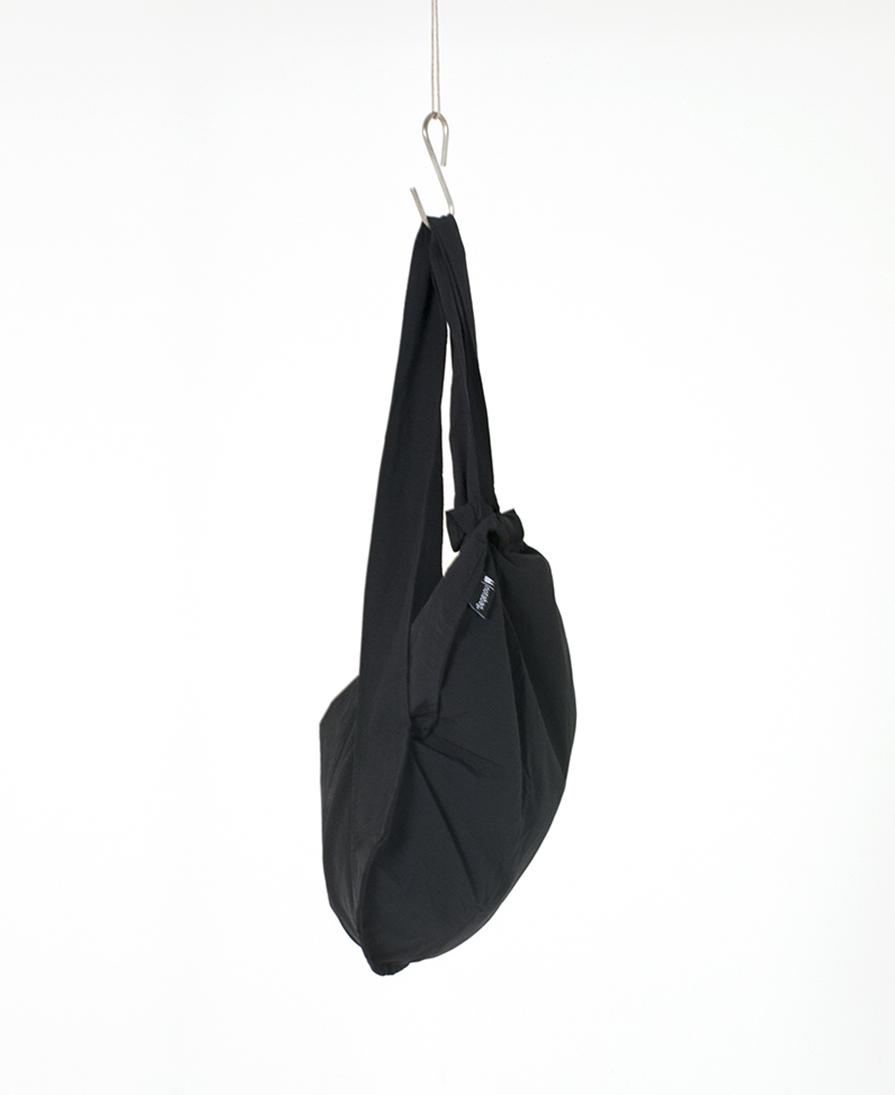 94caab8192a Notabag, black - notabag - zwart - katoen nylon - tas rugzak